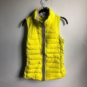 lululemon running vest size 4